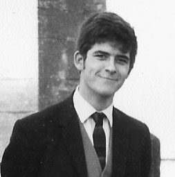 Roger in a suit October 1967